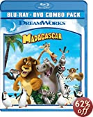 Madagascar (Two-Disc Blu-ray/DVD Combo)