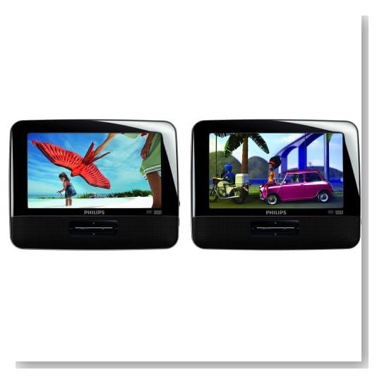 Philips Dual Dvd Screen Player 9 Model 2