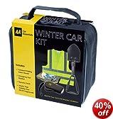 AA Car Essentials Winter Car Kit with Folding Snow Shovel
