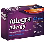Allegra Allergy, $23.99