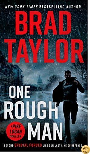 TOne Rough Man (Pike Logan Thriller Book 1)