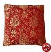 Venice Burgundy Cushion Cover 45x45cm (18 inch)