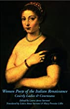 Women Poets of the Italian Renaissance:…