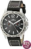 Invicta Men's 0853 II Black Dial Multi-Function Watch
