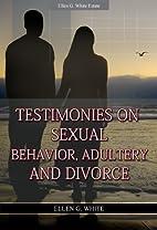Testimonies on sexual behavior, adultery,…