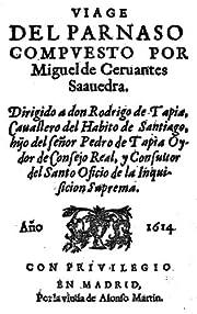 Viaje del Parnaso (Spanish Edition) by…