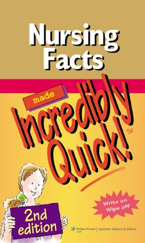 nursing-facts-made-incredibly-quick-incredibly-easy-series