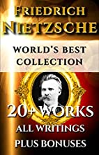 NIETZSCHE COMPLETE WORKS COLLECTION 20 Books…