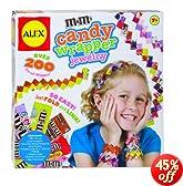 ALEX� Toys - Craft M&M'S Candy Wrapper Jewelry 759W