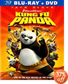 Kung Fu Panda (Two-Disc Blu-ray/DVD Combo)