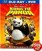 Kung Fu Panda (Two-Disc Blu-ray/DVD Combo)