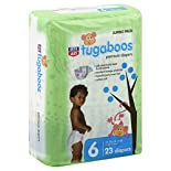 Select Tugaboos Diapers, Training Pants or Overnights, $7.50