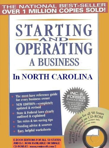 starting-and-operating-a-business-in-north-carolina-starting-and-operating-a-business-in-the-us-book-2017