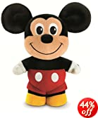 Fisher-Price Clubhouse Cuties Mickey Plush