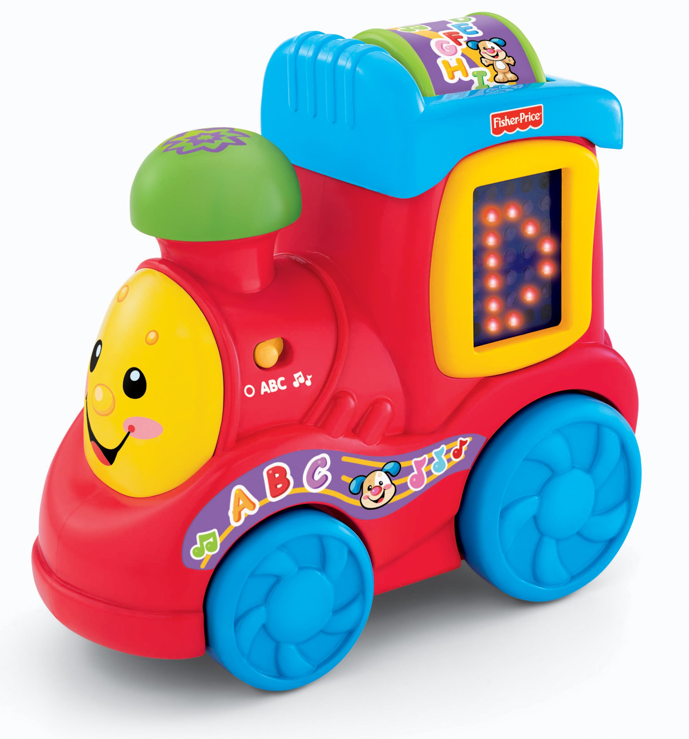 Abc Learning Toys : New toy fisher price laugh learn abc train month ebay