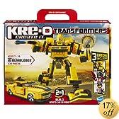 KRE-O Transformers Bumblebee Construction Set (36421)