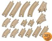 Chuggington Wooden Railway Chuggington Track Pack