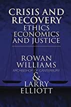 Crisis and Recovery by Larry Elliott