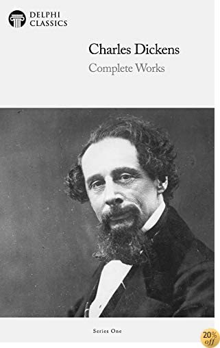 TDelphi Complete Works of Charles Dickens (Illustrated)