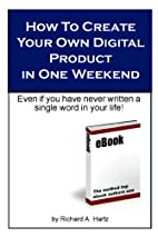 How To Create Your Own Digital Product in…