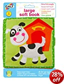 Galt Toys Large Soft Book (Home Sweet Home)