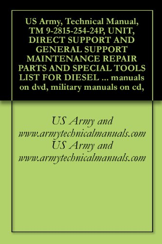 us-army-technical-manual-tm-9-2815-254-24p-unit-direct-support-and-general-support-maintenance-repair-parts-and-special-tools-list-for-diesel-engine-manuals-on-dvd-military-manuals-on-cd