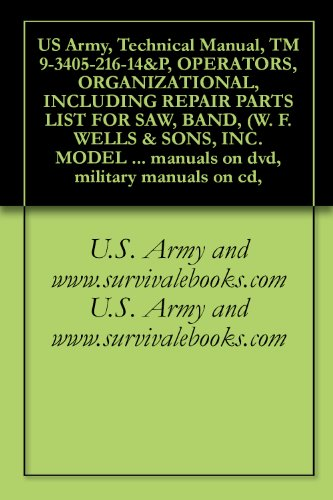 us-army-technical-manual-tm-9-3405-216-14p-operators-organizational-including-repair-parts-list-for-saw-band-w-f-wells-sons-inc-model-l-9-manuals-on-dvd-military-manuals-on-cd