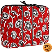 Vera Bradley Laptop Sleeve in Deco Daisy