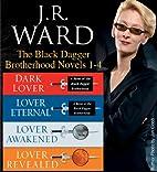 The Black Dagger Brotherhood Novels 1-4 by…