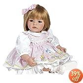 "Adora Pin-a-four Seasons 20"" Play Doll Sandy Blonde Hair/Blue Eyes"