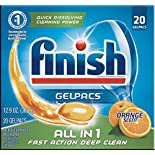 Purex Fabric Softener, Ajax Dishwashing Liquid, Jet Dry or Finish Gelpacs, 25% off