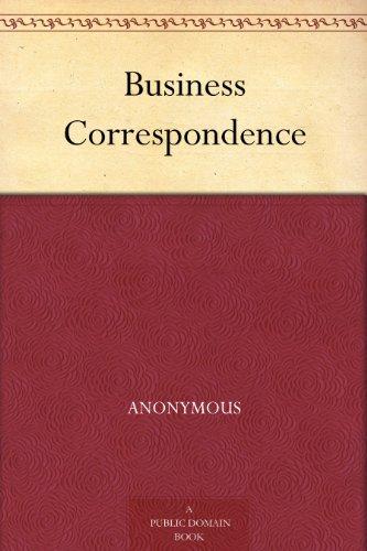 business-correspondence