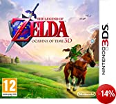 The Legend of Zelda : Ocarina of Time 3D sur Nintendo 3DS