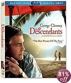 The Descendants (Blu-ray + DVD + Digital Copy)