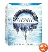 Stargate Atlantis: The Complete Series [Blu-ray]