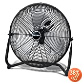 Patton 18-inch High Velocity Fan, PUF1810B-BM