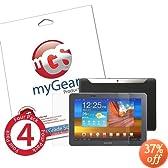 myGear Products Anti-Fingerprint RashGuard Screen Protectors for Samsung Galaxy Tab 10.1 (4 Pack)