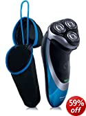 Philips AquaTouch AT890  Wet and Dry Rechargeable Electric Shaver with Pop Up Trimmer