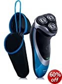 Philips AquaTouch Plus AT890/20, Wet and Dry Electric Shaver with DualPrecision Shaving and Pop-up Trimmer