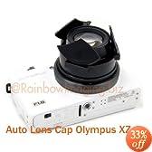 RainbowImaging Self-Retaining Auto Lens Cap for Olympus XZ-1 XZ1 DC