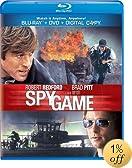 Spy Game (Blu-ray + DVD + Digital Copy)