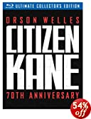 Citizen Kane (70th Anniversary Ultimate Collector's Edition) [Blu-ray]