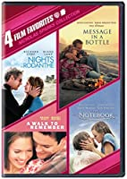 4 Film Favorites: Nicholas Sparks (Message…