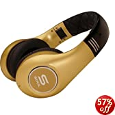 SOUL by Ludacris SL300GG High Definition Noise Canceling Headphones (Gold) (Discontinued by Manufacturer)