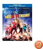 The Big Bang Theory: The Complete Fifth Season (Blu-ray+DVD+Ultraviolet Digital Copy)