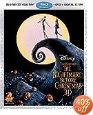 The Nightmare Before Christmas (Three-Disc Combo: Blu-ray 3D / Blu-ray / DVD / Digital Copy)