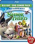 Shrek the Third (Two-Disc Blu-ray / DVD Combo)