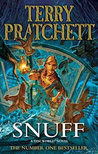 Cover of Snuff by Terry Pratchett