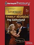Family Reunion (The Lyon Legacy) by Peg…