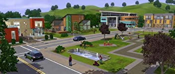Die Sims 3 Stadt-Accessoires